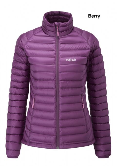 Rab Women's Microlight Down Jacket